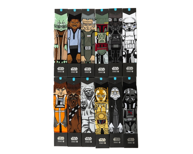 Stance The Force 2 Collectors Box Black