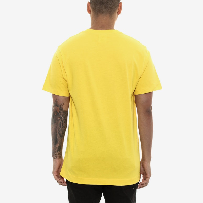 Billionaire Boys Club Arch Logo Tee Yellow/black