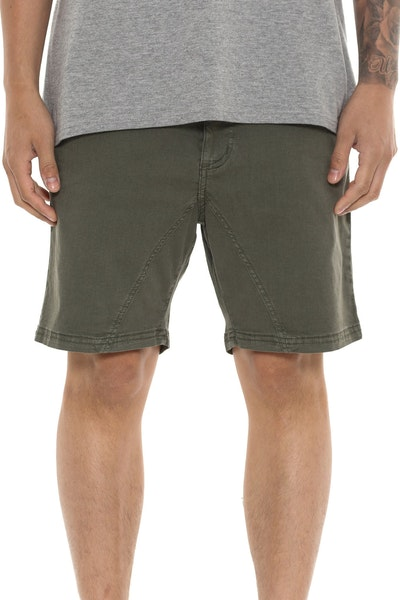 Nena and Pasadena Ranger Short Green