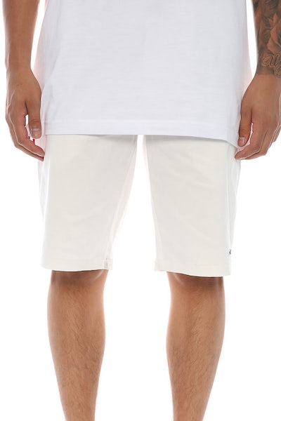Sly Guild Twill Port Short White