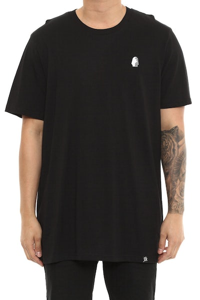 Last Kings Egypt Embroidery Tee Black