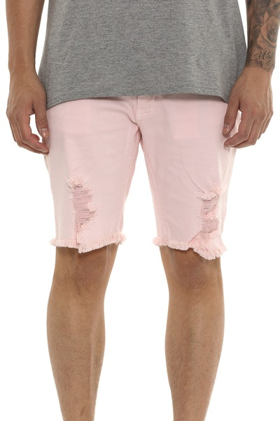 Sushi Radio Biker Short Salmon