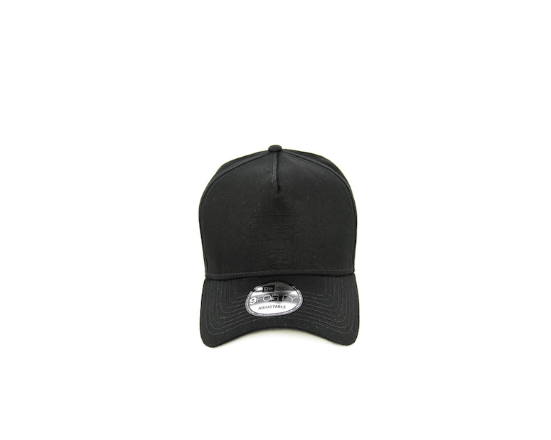New Era Bulls 940 A-frame Gel Snapback Black