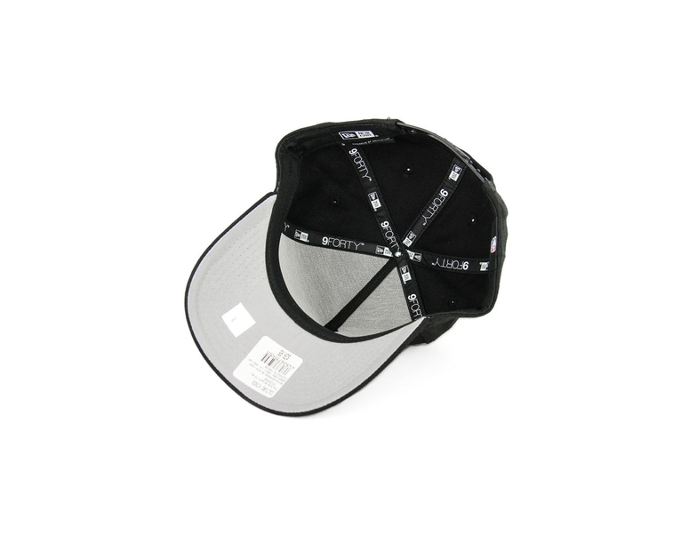 New Era Warriors Grey UV 940 AF Snapback Black/grey