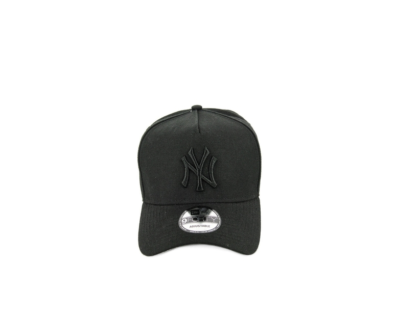 New Era Yankees Grey UV 940 AF Snapback Black/grey