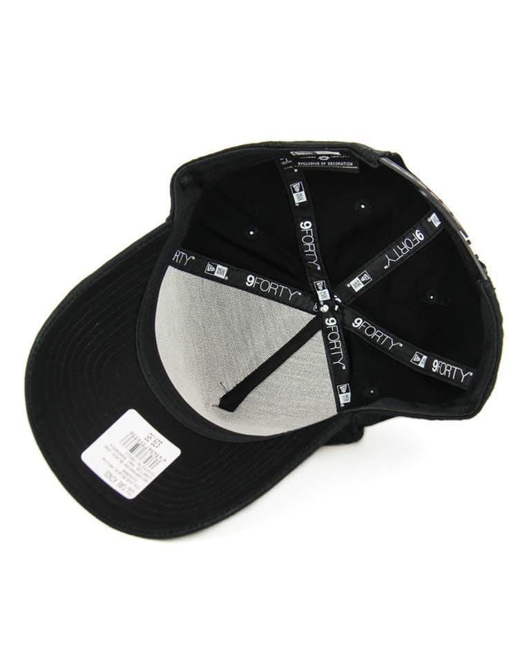 2d371c201b8 New Era Compton 9FORTY Snapback Black white – Culture Kings