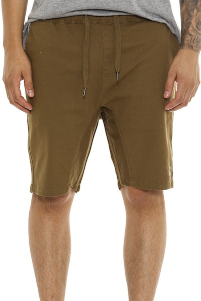 Carré Session Short Olive