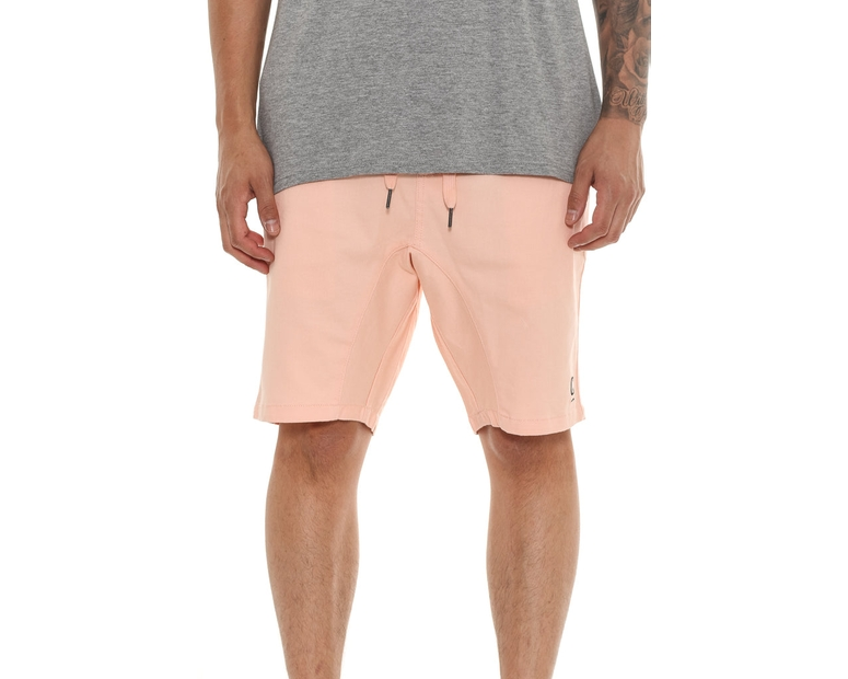 Carré Session Short Peach