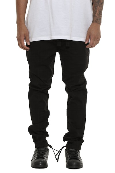 Thing Thing Cinched Dojo Pant Black