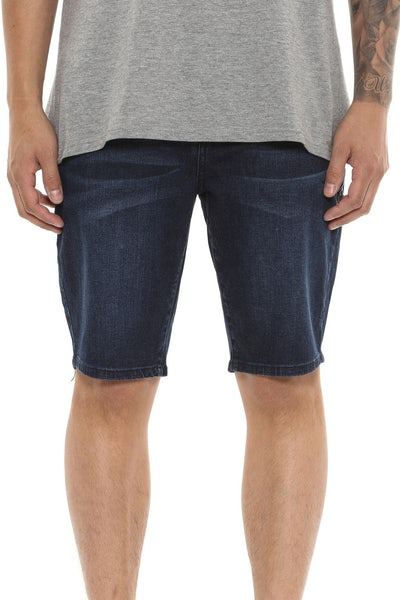 Carré Courant Short Dark Indigo