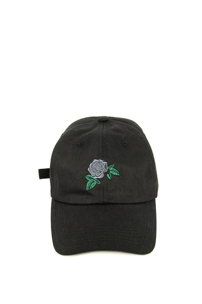 Saint Morta Secret Garden Strapback Black