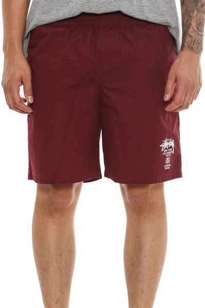 Stussy Basic Beach Short Port