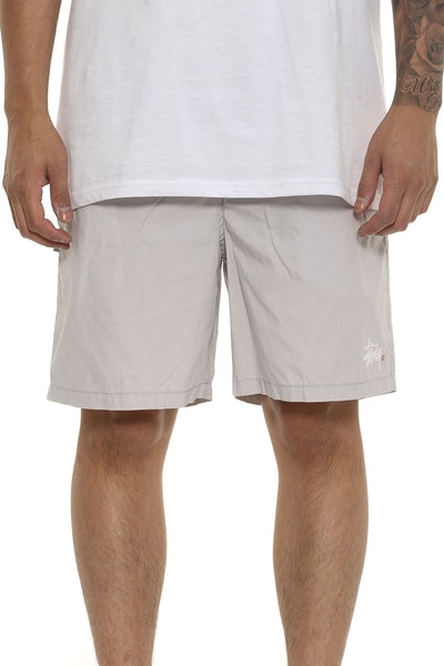Stussy Graffiti Beachshort Grey