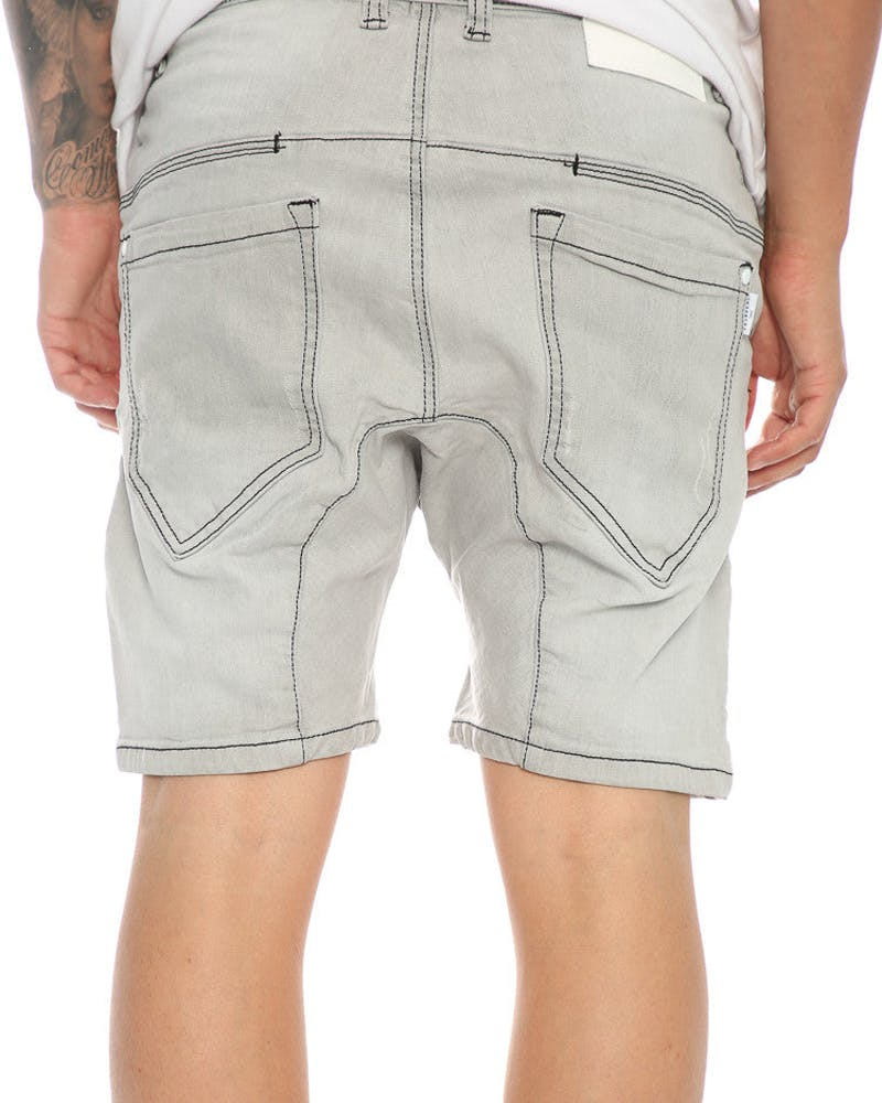 Nena and Pasadena Scope Short Grey