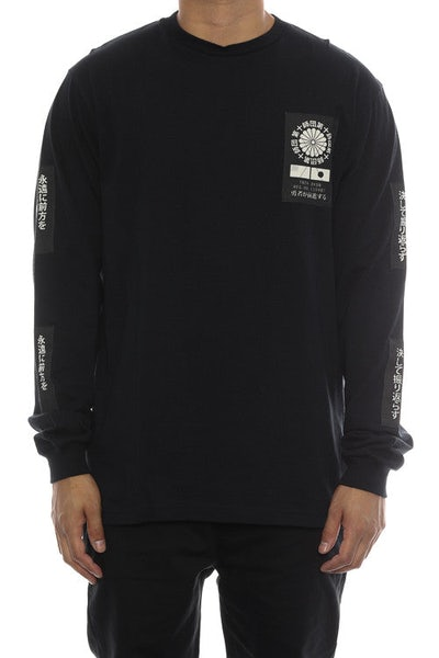 10 Deep Rpm Long Sleeve Black