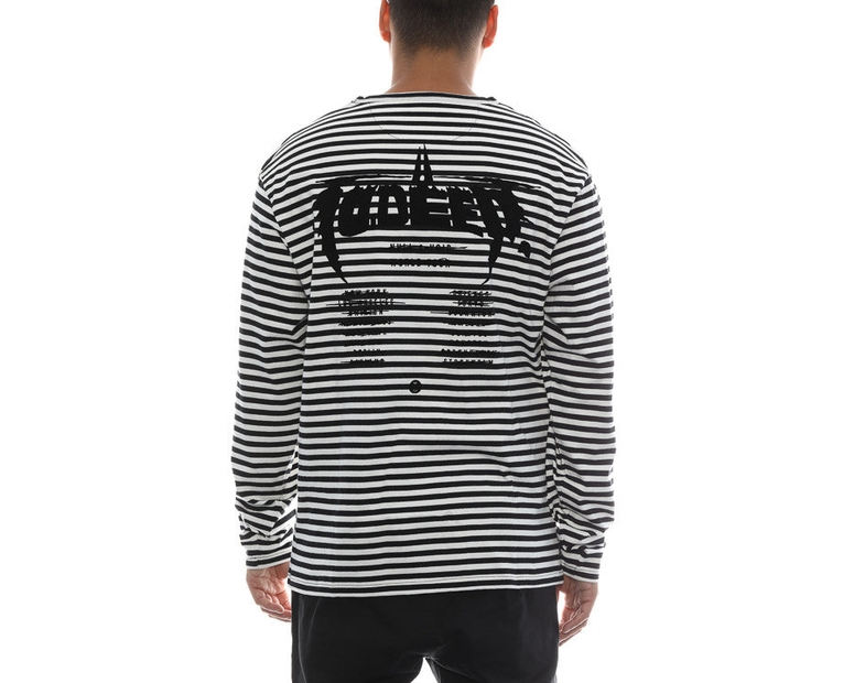 10 Deep Null & Void Long Sleeve Off White