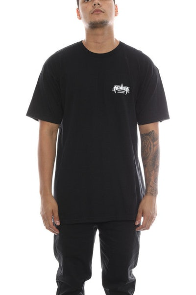 10 Deep Roadie Tour Tee Black