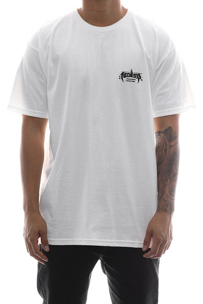 10 Deep Roadie Tour Tee White