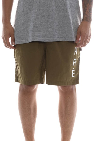 Carré Longitude Slide Short Olive