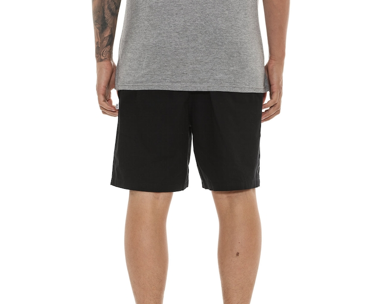 Carré Demi Slide Short Black