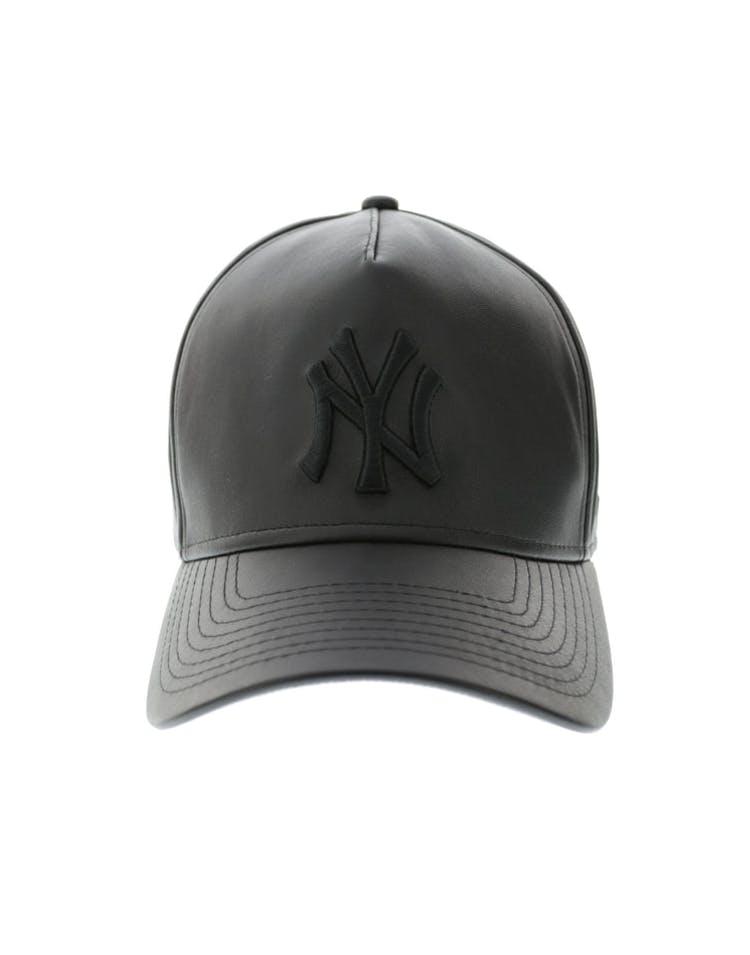 aeeab632fab New Era Yankees 940 A-frame PU Snapback Black – Culture Kings