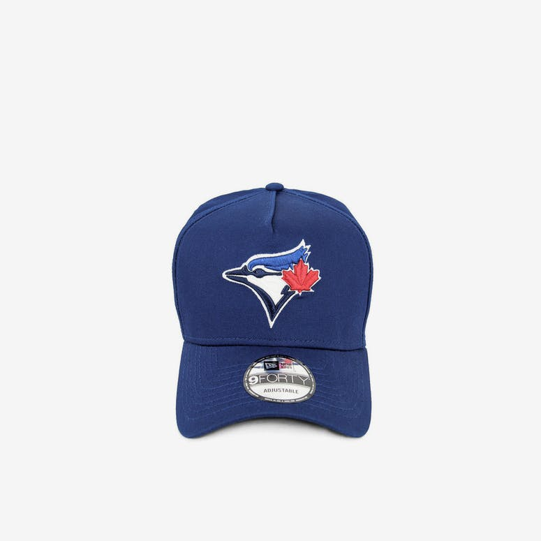 12d54b659f3 New Era Blue Jays 940 A-frame Snapback Blue – Culture Kings