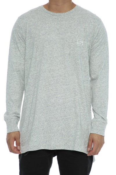Zanerobe Turmoil Flintlock Long Sleeve Grey