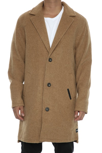 Zanerobe Boston Melton Jacket Camel