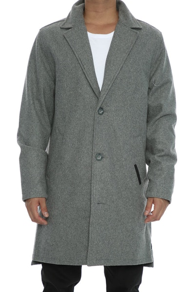 Zanerobe Boston Melton Jacket Grey