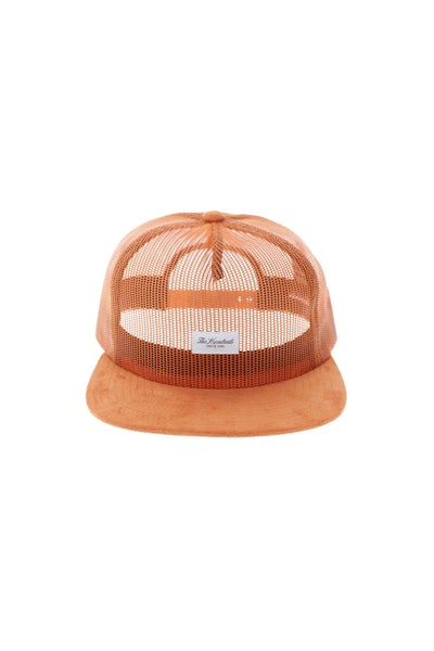 The Hundreds Core Mesh Trucker Snapback Orange