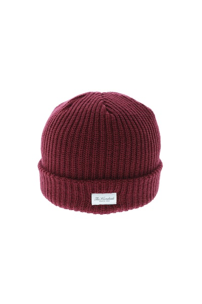 The Hundreds Crisp 2 Beanie Burgundy