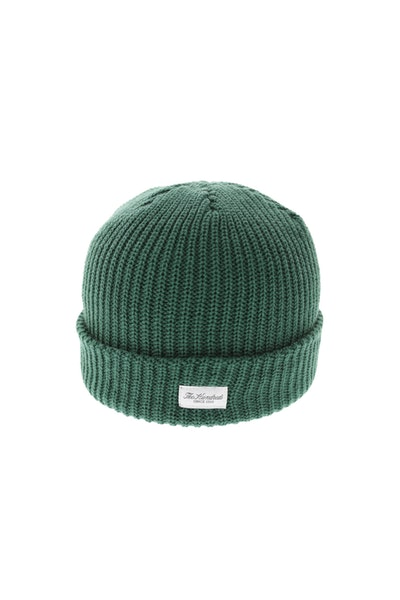 The Hundreds Crisp 2 Beanie Forest Green
