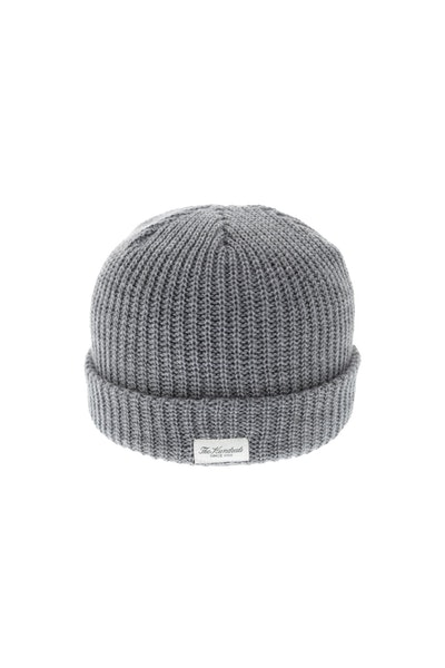 The Hundreds Crisp 2 Beanie Heather Grey
