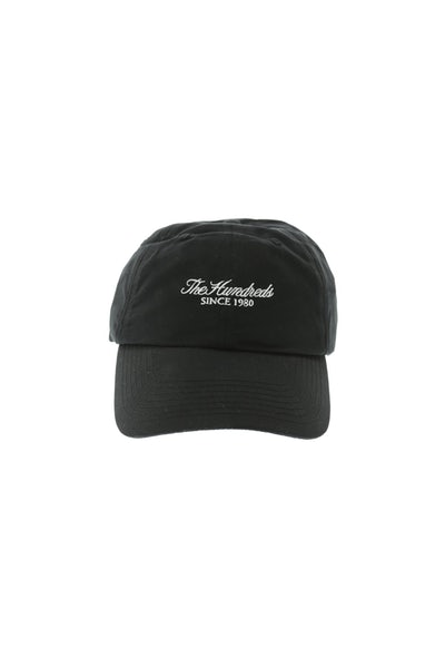 The Hundreds Date Strapback Black