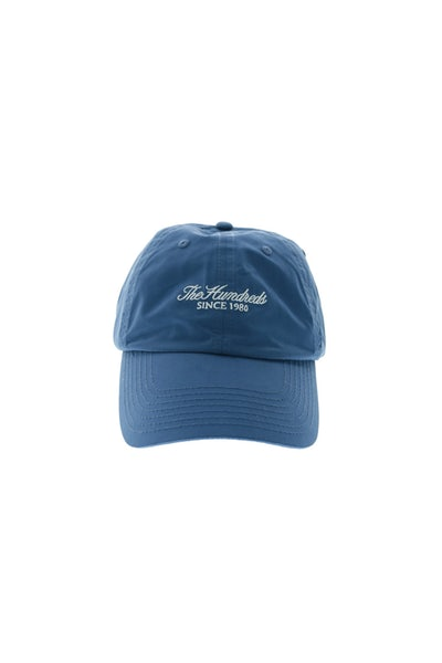 The Hundreds Date Strapback Blue