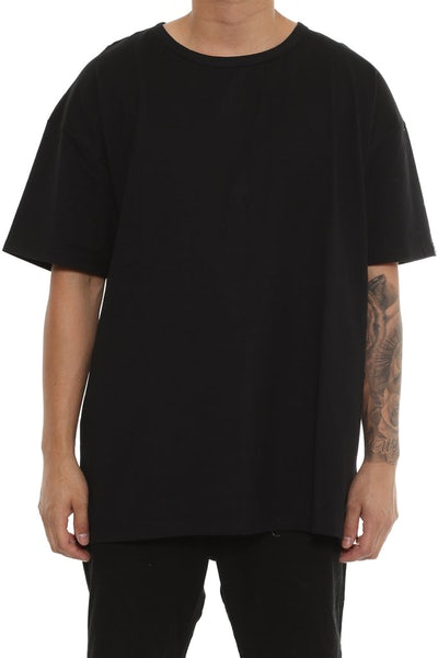 Well Made Tyson Box Tee Black