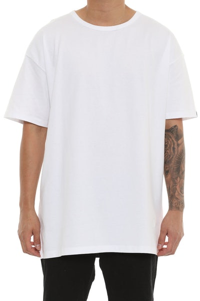 Well Made Tyson Box Tee White
