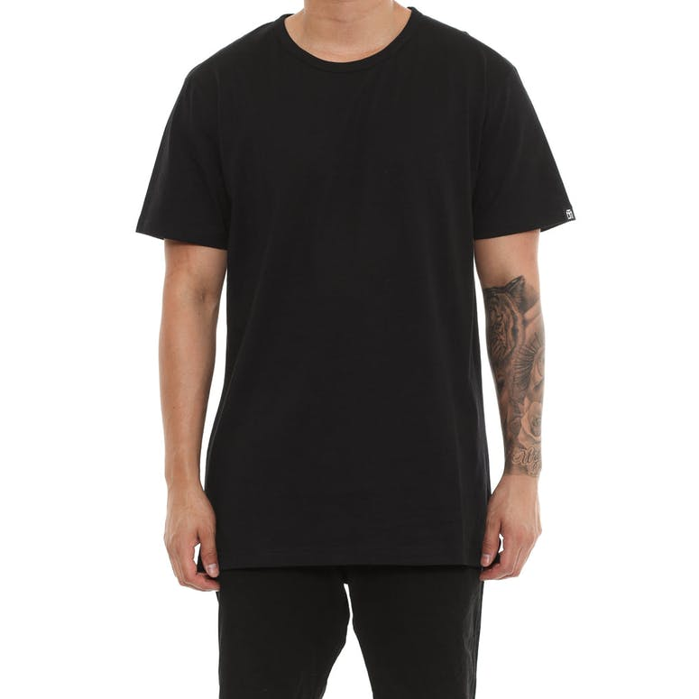 Well Made MJ Basic Tee Black
