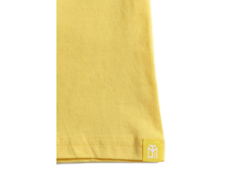Well Made MJ Basic Tee Yellow
