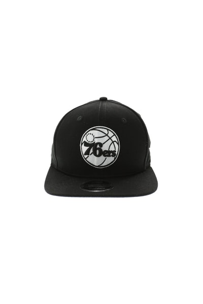 76ers Logo Original Fit Snapback Black/white