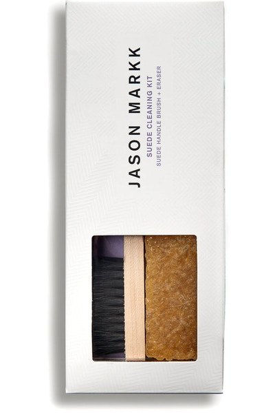 Jason Markk Suede Cleaning Kit White