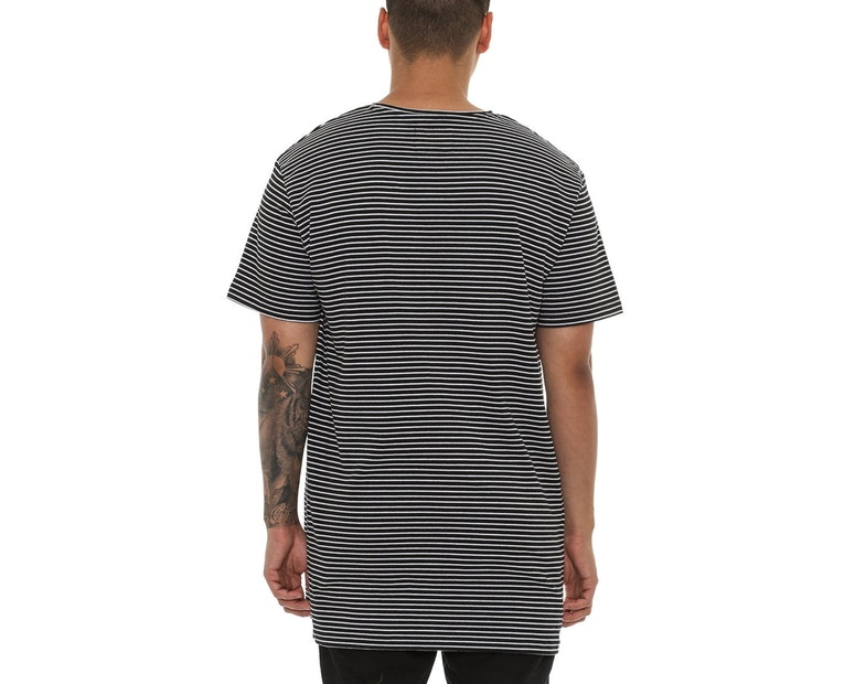 Carre Napoleon 2 SS Tee Black/white