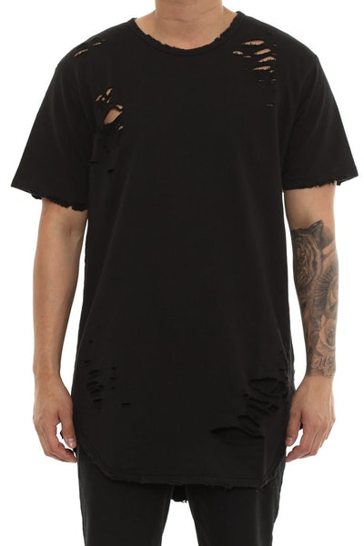 Eptm Thrasher OG Long Tee Black