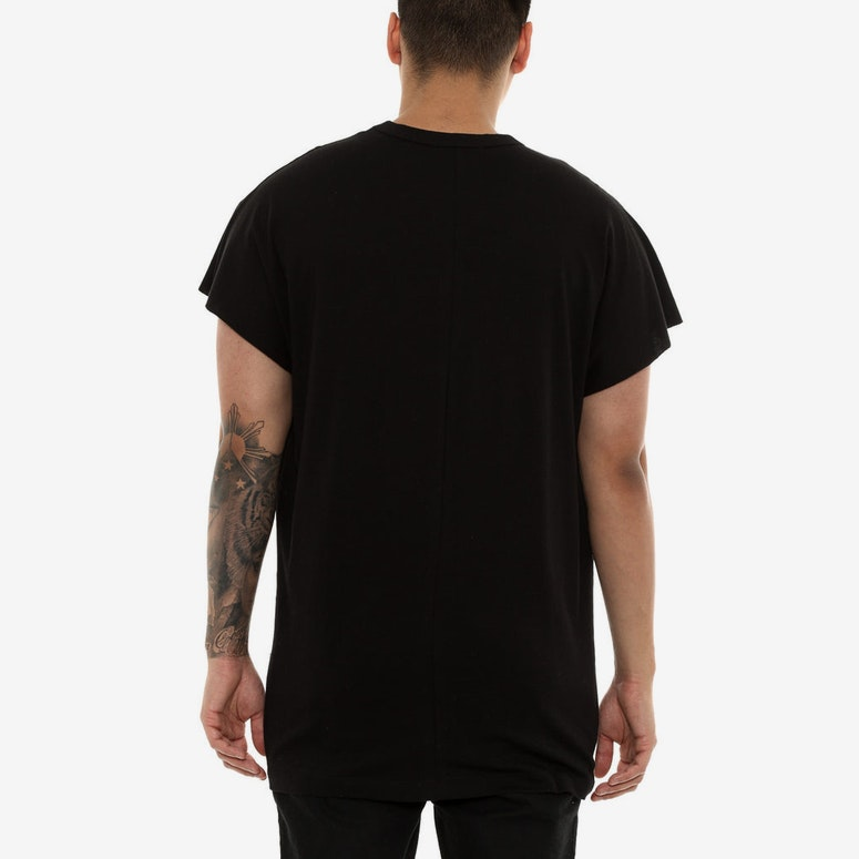 Eptm Back Seam Muscle Tee Black