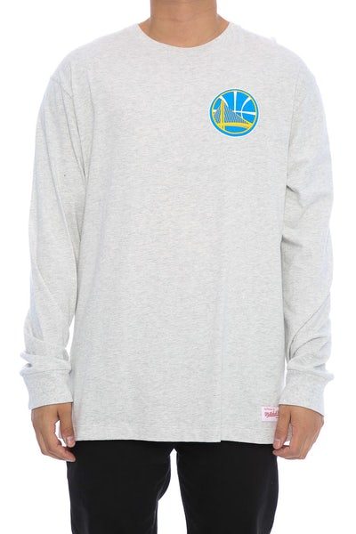 Warriors Triple Double Long Sleeve Grey