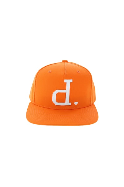 Diamond Supply UN Polo Snapback Orange