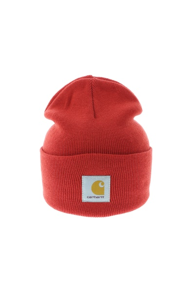 Carhartt Acrylic Watch Beanie Red