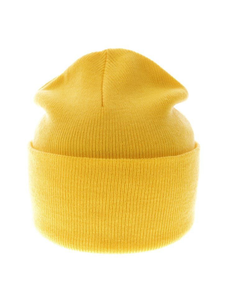 ffc1ebbe757 Carhartt Acrylic Watch Beanie Yellow – Culture Kings