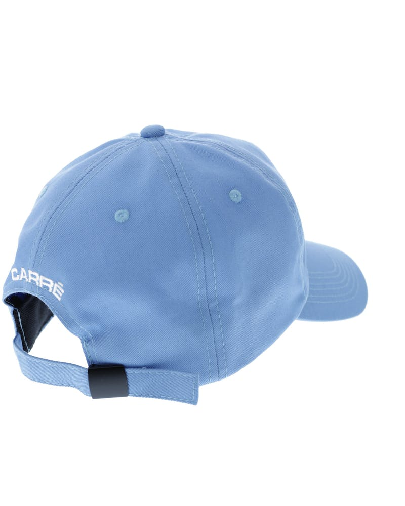 Signal Precurved Strapback Light Blue