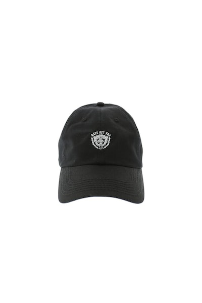 Rats Get Fat King Polo Strapback Black